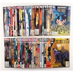 """Lot of (69) 2001-2007 DC """"Batman Legends of the Dark Knight"""" Comic Books Issues with #183, #164, #15"""