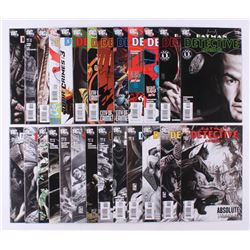 """Lot of (26) 2005-2009 DC """"Detective Comics"""" 1st Series Comic Books Issues with #818, #811, #834, #82"""