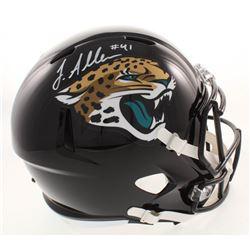 Josh Allen Signed Jacksonville Jaguars Full-Size Speed Helmet (Beckett COA)