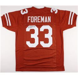 D'Onta Foreman Signed Jersey (JSA COA)