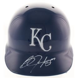 Bo Jackson Signed Kansas City Royals Authentic Full-Size Batting Helmet (Jackson Hologram)