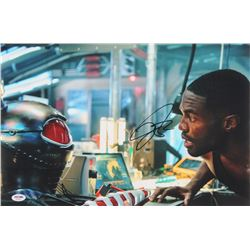 "Yahya Abdul-Mateen II Signed ""Aquaman"" 12x18 Photo (PSA COA)"
