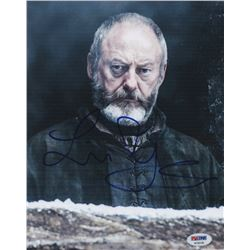 "Liam Cunningham Signed ""Game of Thrones"" 8x10 Photo (PSA COA)"