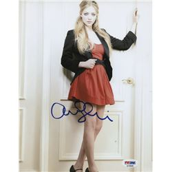 Amanda Seyfried Signed 8x10 Photo (PSA COA)