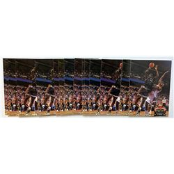 Lot of (15) 1992-93 Stadium Club #201 Shaquille O'Neal
