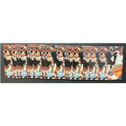 Lot of (20) 1991 Pro Set Platinum #290 Brett Favre RC