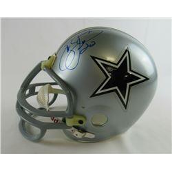 Emmitt Smith Signed Dallas Cowboys Full-Size Helmet (PSA Hologram)