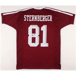 Jace Sternberger Signed Jersey (JSA COA)