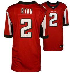 "Matt Ryan Signed Atlanta Falcons Jersey Inscribed ""Matty Ice"" (Fanatics Hologram)"