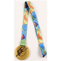 Usain Bolt Signed Rio 2016 Olympic Games Gold Medal (Beckett COA)