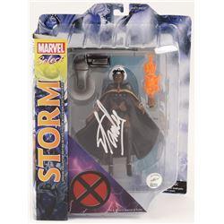 """Stan Lee Signed """"Storm"""" X-Men Marvel Action Figure (Lee Hologram)"""