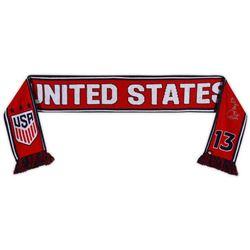 Alex Morgan Signed Team USA Scarf (Fanatics Hologram)