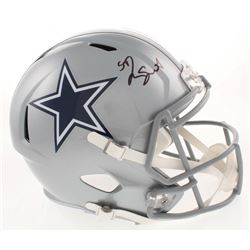Jaylon Smith Signed Dallas Cowboys Full-Size Speed Helmet (Beckett COA)
