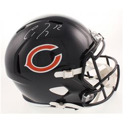 Allen Robinson Signed Chicago Bears Full-Size Speed Helmet (Beckett COA)
