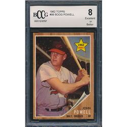 1962 Topps #99 Boog Powell RC (BCCG 8)