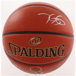 Kevin Durant Signed The Finals NBA Game Ball Series Basketball (Beckett COA)