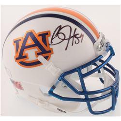Bo Jackson Signed Auburn Tigers Mini-Helmet (Radtke COA  Jackson Hologram)
