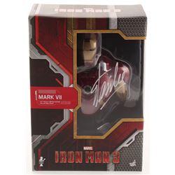 Stan Lee Signed Marvel Iron Man Mark VII Hot Toys 1:4 Scale Bust (Lee Hologram)