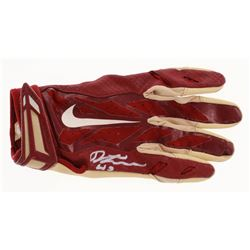 Derwin James Signed Florida State Seminoles Nike Football Glove (JSA COA)