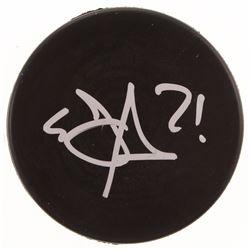 Evgeni Malkin Signed Hockey Puck (JSA COA)