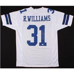 Roy Williams Signed Jersey (JSA COA)