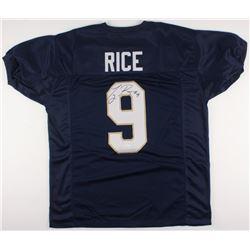 Tony Rice Signed Jersey (JSA COA)