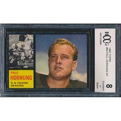 1962 Topps #64 Paul Hornung (BCCG 8)
