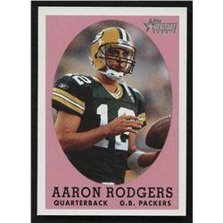 2005 Topps Heritage #344B Aaron Rodgers