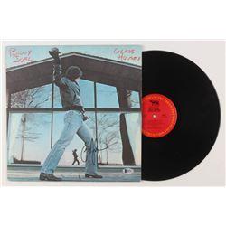"""Billy Joel Signed """"Glass Houses"""" Vinyl Record Album (Beckett COA)"""