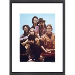 """The Grateful Dead"" 24x30 Custom Framed Globe Hollywood Photo"