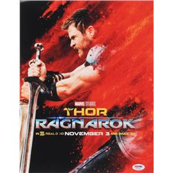 "Kevin Feige Signed ""Thor: Ragnarok"" 11x14 Photo (PSA Hologram)"