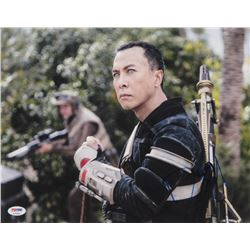 "Donnie Yen Signed ""Rogue One"" 11x14 Photo (PSA Hologram)"