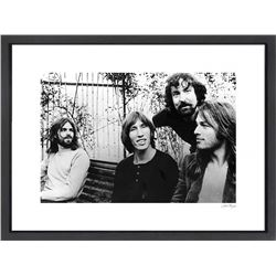 """Pink Floyd"" 24x30 Custom Framed Globe Hollywood Photo"