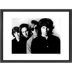 """The Doors"" 16x20 Custom Framed Globe Hollywood Photo"