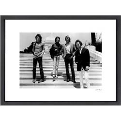 """The Doors"" 24x30 Custom Framed Globe Hollywood Photo"