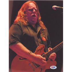 Warren Haynes Signed 8x10 Photo (PSA COA)