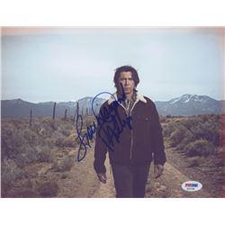 "Lou Diamond Phillips Signed ""Longmire"" 8x10 Photo (PSA COA)"