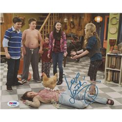 "Jennette McCurdy Signed ""iCarly"" 8x10 Photo Inscribed ""Love,"" (PSA COA)"
