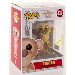 "Jim Cummings Signed Disney ""Tigger"" #439 Funko POP! Vinyl Figure (PA COA)"