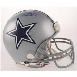 Emmitt Smith Signed Dallas Cowboys Full-Size Authentic On-Field Helmet (Radtke COA  Smith Hologram)