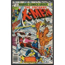 "1979 ""The Uncanny X-Men"" Issue #121 Marvel Comic Book"