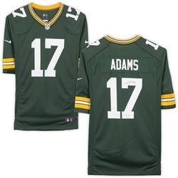 Davante Adams Signed Green Bay Packers Jersey (Fanatics Hologram)