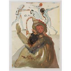 "Salvador Dali LE ""Vol. 2 The Biblia Sacra: Losephet Fratres in Aegypto 1967 Rizzoli Editions Italy"""