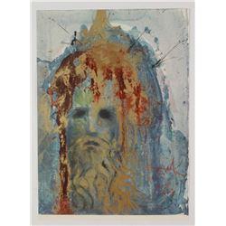 "Salvador Dali LE ""Vol. 2 The Biblia Sacra: Nabuchodonosor Rex Babylonis 1967 Rizzoli Editions Italy"""