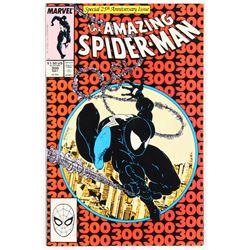 "1988 ""The Amazing Spider-Man"" #300 Marvel Comic Book"