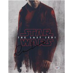 "Oscar Isaac Signed ""Star Wars: The Last Jedi"" 11x14 Photo (PSA Hologram)"