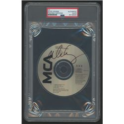 """Alice Cooper Signed """"Raise Your Fist  Yell"""" CD (PSA Encapsulated)"""