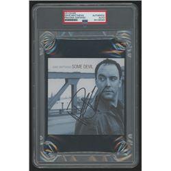 "Dave Matthews Signed ""Some Devil"" CD Cover (PSA Encapsulated)"