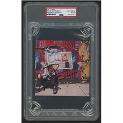 """Dave Matthews Signed Dave Matthews Band """"Busted Stuff"""" CD Cover (PSA Encapsulated)"""