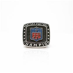 Fantasy Football Championship Ring from Fantasy Champs